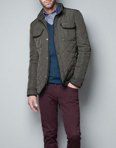 Husky jacket - this or similar. To buy...