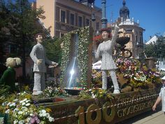 Virágkiállítás Debrecen  2012