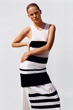 earn your stripes: anna ewers by alasdair mclellan for uk vogue january 2016 | visual optimism; fashion editorials, shows, campaigns & more!