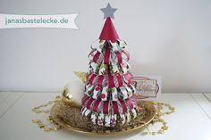 12 Tage Weihnachten 2015 - Dekoweihnachtsbaum mit Anleitungsvideo - Stampin' Up!