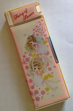 Fairy of Flower pencil case | Flickr - Photo Sharing!