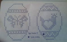 Image gallery – Page 365495326007995239 – Artofit Crochet Symbols, Crochet Doily Patterns, Crochet Diagram, Crochet Motif, Crochet Doilies, Embroidery Patterns, Cross Stitch Embroidery, Cross Stitch Patterns, Fillet Crochet