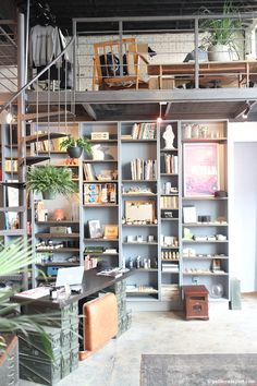 The Kinfolk Store Brooklyn by Petite Passport  #lovelyplaces #lovelyplacesSE www.lovelyplaces.se