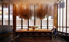 The Seagram Building's new restaurant is finally unveiled | Wallpaper*
