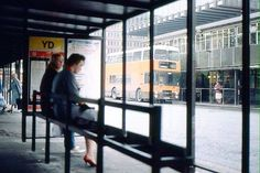 Piccadilly Bus Station, Manchester. 1984