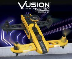 Vusion 250 FPV Race Quad RTF 200mW Ets Hobby Shop