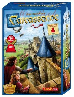 Carcassonne - od 66,78 zł, porównanie cen w 53 sklepach. Zobacz inne Gry planszowe, najtańsze i najlepsze oferty, opinie.