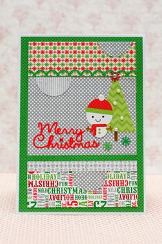 Doodlebug Design North Pole Collection by Jessy Christopher