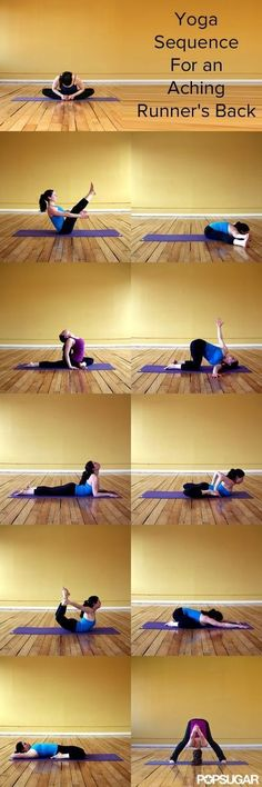 Yoga reduces symptoms of chronic low back pain