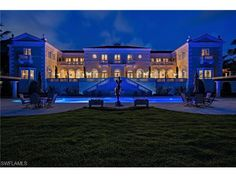 Pool mansion #NaplesFL