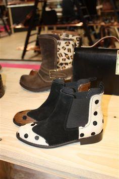 Gimpex Polka Dot Boot