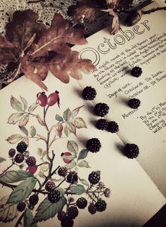 October. My birth month♡