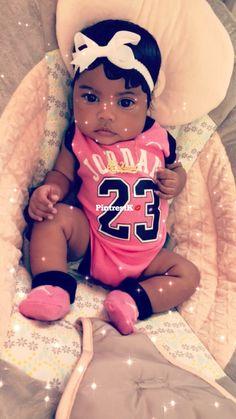 Cute Mixed Babies, Cute Black Babies, Black Baby Girls, Beautiful Black Babies, Cute Baby Girl, Cute Little Girls, Beautiful Children, Little Babies, Cute Kids Fashion