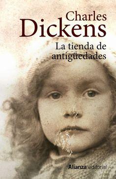 Relatos de mi rinconcito: La tienda de antigüedades de Dickens