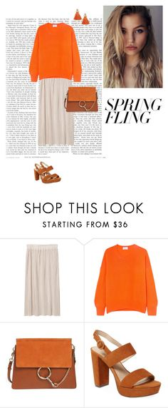 """""""28/03"""" by dorey on Polyvore featuring MANGO, Allude, Chloé, Alex + Alex and Miss Selfridge"""