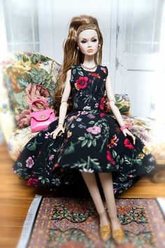 #PoppyParker #Doll
