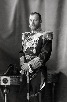 Tsar-Nicholas-II-of-Russia-bw
