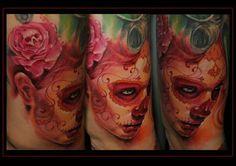 Farbenfroh tattoo