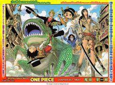 One Piece Manga ch.457 Page 1