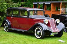 1936 Tatra 52 limusina