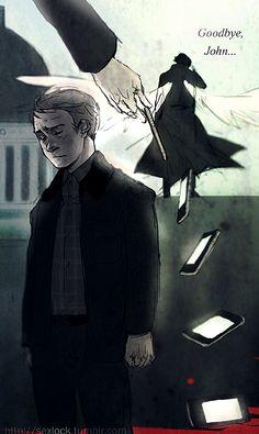 """Goodbye, John."""