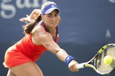 Wta Tennis, Sport Tennis, Tennis Racket, Soccer, Monica Puig, Billie Jean King, Beautiful Legs, Beautiful Women, Tennis Association