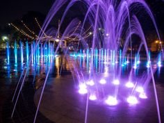 Washington Park Fountain