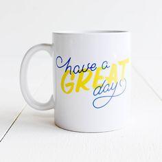 Have a great day mug Antonin+Margaux