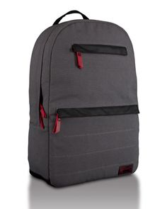 HEX Free Wired Backpack in Grey $79.95