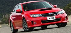 The first rumors about the future Subaru Impreza WRX and STI version  jumping ear loudly expressing the desire of fans to see her and hear her roar
