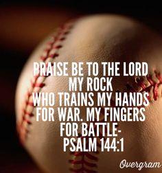 Baseball psalm
