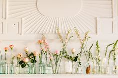 Maybe something like this on the escort card table? Or some other surface?