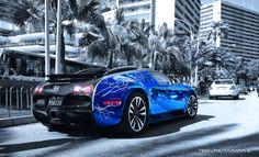Gemballa Racing Buggati Veyron- Michael's favourite!