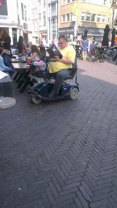 Invalidewagen #070 #denhaag