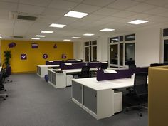 Our brand new office