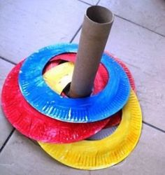 Toilet Paper Roll Crafts - Get creative! These toilet paper roll crafts are a great way to reuse these often forgotten paper products. You can use toilet paper rolls for anything! creative DIY toilet paper roll crafts are fun and easy to make. Paper Plate Crafts For Kids, Toilet Paper Roll Crafts, Diy Paper, Paper Crafts, Toddler Crafts, Preschool Crafts, Kid Crafts, Toddler Fun, Crafts Cheap