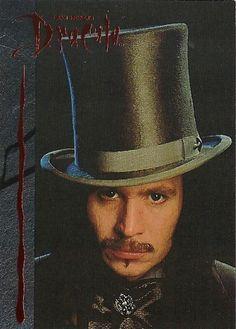 Trading Card Set of the Week – Bram Stoker's Dracula (1992, Topps)