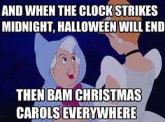 Halloween Will End - Funny Halloween Meme Humour Halloween, Halloween Stuff, Halloween Quotes, Halloween Halloween, Halloween Costumes, Halloween Makeup, Funny Halloween Memes, Scream Halloween, Spooky Memes