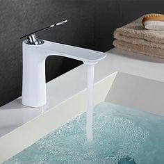 Homelody®Weiß Wasserhahn mit Lack beschichtet Waschtischa... https://www.amazon.de/dp/B019T5IIOQ/ref=cm_sw_r_pi_dp_x_RKRgybNBXTD26