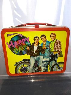 1976 paramount pictures Happy days TV show by GypsyWagonDesign