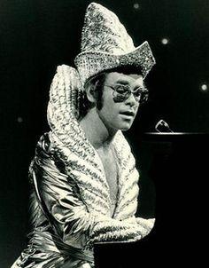How Elton John Broke the Serious/Frivolous Pop Dichotomy