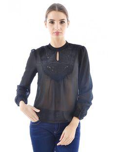 Štýlová dámska blúzka v trendovom dizajne a strihu. Blúzka Bennett je z príjemného a pohodlného materiálu - skvelá voľba do každého dámskeho šatníku. JUSTPLAY je tu pre teba.