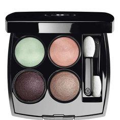 LES 4 OMBRES Multi-Effect Quadra Eyeshadow - Chanel