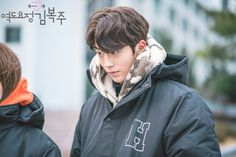 Weightlifting Fairy Kim Bok Ju Kim Bok Joo Lee Sung Kyung, Nam Joo Hyuk Cute, Weightlifting Fairy Kim Bok Joo Wallpapers, Weightlifting Kim Bok Joo, Joon Hyung, Dramas, Kim Book, Ahn Hyo Seop, Nam Joohyuk