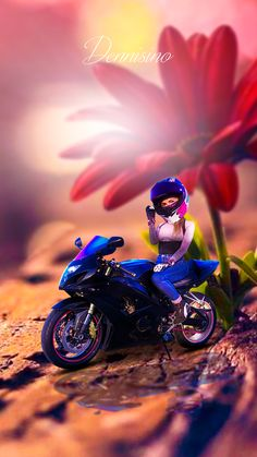 New Motorcycle girl miniature 🔥 Let me know what do you think and don't remember to suscribe my YouTube channel and follow my Instagram for more 🙌🏻 ‼️GET YOUR CUSTOM MINIATURE IMAGE (LINK IN BIO) #motorcycle #motorcyclegear #miniature #fiverr #motorcycleclubs #motorbikes #fiverrgigs Branding Design, Logo Design, Campaign Logo, Motorcycle Art, Book Design Layout, Character Modeling, Social Media Design, Banner Design, Wallpaper Quotes