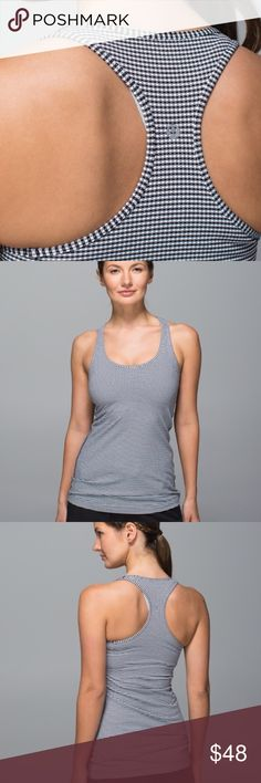 NWT Lululemon Racerback Tank New with tags, never worn, price firm lululemon athletica Tops Tank Tops