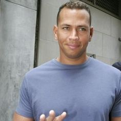 Alex Rodriguez, those eyes!