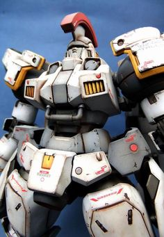 MG Tallgeese I EW ver. Painted Build - Gundam Kits Collection News and… Big Robots, Gundam Wing, Custom Gundam, Mecha Anime, Custom Paint Jobs, Gundam Model, Mobile Suit, Action Figures, Geek Stuff