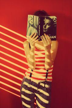 Yulia Gorodinski Portfolio - Gallery I  Stripes and Shadows.  Creative Photography.