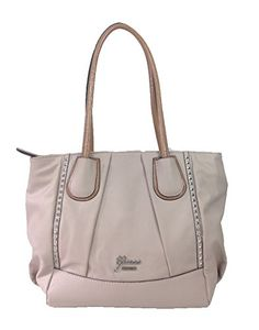GUESS 'Tahlia' Tote with Studded Trim, Blush GUESS http://www.amazon.com/dp/B00T810P5W/ref=cm_sw_r_pi_dp_zG50ub03P4QPE